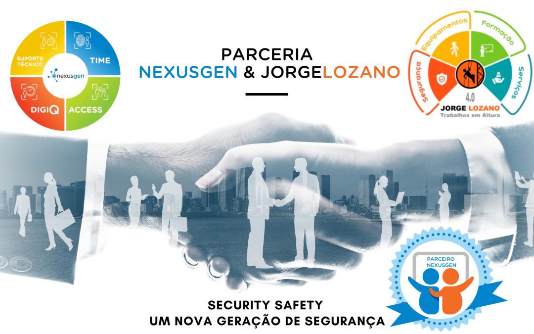 Parceria NexusGen e Jorge Lozano